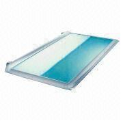 Lift-up glass door for top freezer from China (mainland)