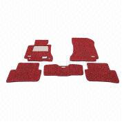 PVC Coil car mat from China (mainland)