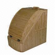 Fir Sauna Box from Taiwan