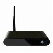 HD Set-top Box with Sigma STB, Android TV Player and IPTV STB/Full HD Player for IPTV