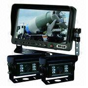 Garbage Truck Rear-view Backup Camera Kit from China (mainland)