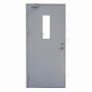 Fire Rated Steel Door from China (mainland)