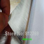 Wholesale 1.52 x 30m silver brushed aluminum vinyl car wrap film practicable car stickers, 1.52 x 30m silver brushed aluminum vinyl car wrap film practicable car stickers Wholesalers
