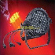 Wholesale 54 LED Waterproof Par cans 3W*54pcs(R12/G12/B12/W18), 54 LED Waterproof Par cans 3W*54pcs(R12/G12/B12/W18) Wholesalers