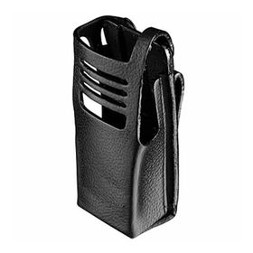 Hong Kong SAR Hard Leather Carry Case for MotoTRBO Radios