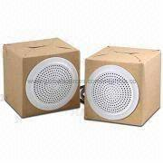Foldable PP Speaker Box from Wealthland (Audio) Limited