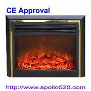 Classical Wall Electric Fireplace Heater As Electric Fireplace