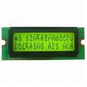 Character COB Module, 16 x 2, Small Size, ST7070 Controller