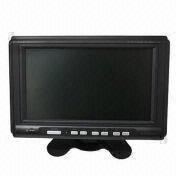 Car monitor from China (mainland)
