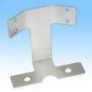 Stamped Metal Part, Made of SUS304, Tumble to Deburr Finish, with Fine Media and RoHS Marks from HLC Metal Parts Ltd