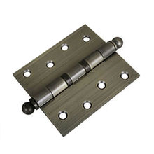 China Ball Head Iron Door Hinge