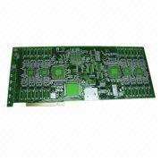4-layer PCB from Hong Kong SAR