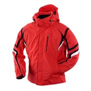 Men's Water-resistant Ski Jackets from China (mainland)