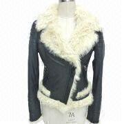 Women's fur coat, Available from S to XXL Sizes