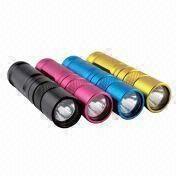China LED Flashlights, 300lm Luminous Flux