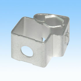Stamped Metal Part, Made of CuZu37 F50, Tin Plating Finish, Used for Switches, RoHS Mark from HLC Metal Parts Ltd