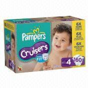Wholesale Pampers Cruisers Diapers, Pampers Cruisers Diapers Wholesalers