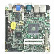 Industrial Mini-ITX Motherboard from Taiwan