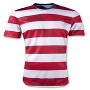 Soccer Jersey, Custom Polyester Soccer Jerseys Uniforms