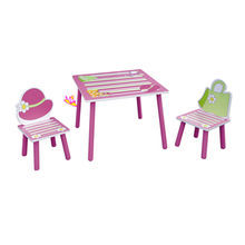 Kid's table and chair set from China (mainland)