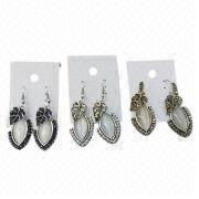 Drop Earrings from China (mainland)