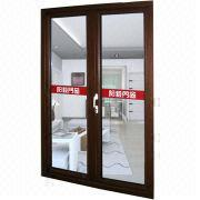Aluminum wood door from China (mainland)