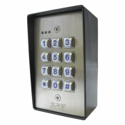 United Kingdom Stainless steel illuminated electronic security keypad for doors and gates  sc 1 st  Global Sources & Stainless steel illuminated electronic security keypad for doors ...