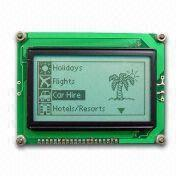 Graphics LCD Module from Taiwan
