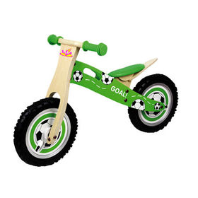 2014 New Style Children's Wooden Bike, Made of Plywood and Birch Wood, Measures 85x35x55cm