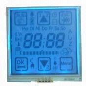 Alphanumeric LCD Module with Touch and Buzzer from Xiamen Ocular Optics Co. Ltd
