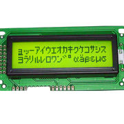 16-character 2 Lines STN Display for Printer, Sized 84 x 44 x 13.8mm