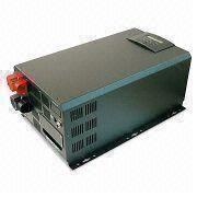 12V DC Pure Sine Wave UPS with Solar Power Inverter/Source, Charger and Transfer Switch