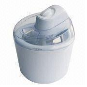 China Home Ice Cream Maker with Double Insulation and 12W Power