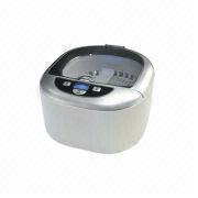 Ultrasonic Cleaner with 750mL Capacity and LCD Display, Ideal For Cleaning of Jewelry and Ring
