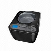 Digital Ultrasonic Cleaner with 750mL and Power 50W for Quick Intensive Cleaning by Plain Tap Water