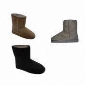 Women's Long Boots from China (mainland)