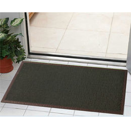 China Modern Contemporary Door Mat, 2 X 3ft Dark Brown Wheat, 12 Colors Are  ...