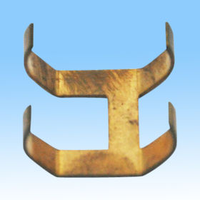 Stamped Metal Part, made of C5100 1/2H, OEM/ODM orders welcomed from HLC Metal Parts Ltd