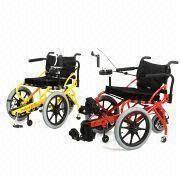 Pedal Wheelchair from Taiwan