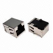 Modular Jack Shielded Transformer 8P8C, Improve EMI Performance from Morethanall Co. Ltd