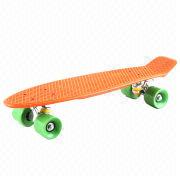 Plastic Mini Skateboard from China (mainland)