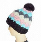 Hand-crocheted Hat from China (mainland)