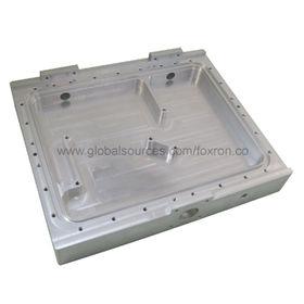 China Aluminum Precision CNC Machined Housing