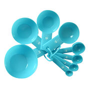 Plastic measuring cup set from China (mainland)