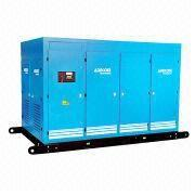 China 250kW Frequency Inverter Air Compressor with Energy-saving Motor