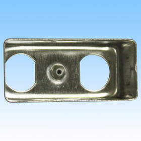 Stamped Metal Part, Stainless Steel Material, Customized Designs and Specifications Welcomed from HLC Metal Parts Ltd