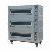 Gas Deck Oven from Taiwan