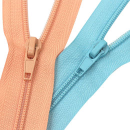 Nylon Zipper from Taiwan
