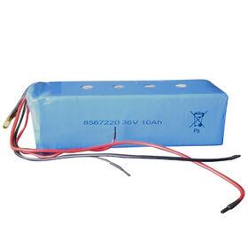 Lithium Polymer Battery Pack, 36V Voltage, 10Ah Capacity from Shenzhen BAK Technology Co. Ltd