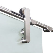 Hydraulic Soft Self-closing Sliding Shower Door System from Door & Window Hardware Co